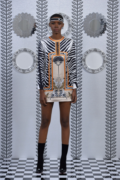 Holly Fulton Spring 2018 Ready-to-Wear - Look #4
