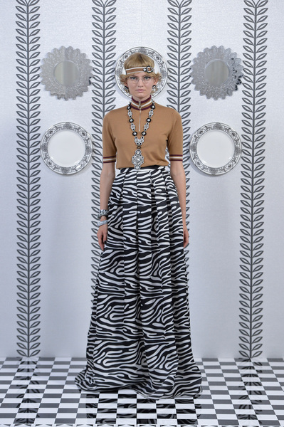 Holly Fulton Spring 2018 Ready-to-Wear - Look #8