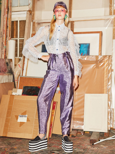 House Of Holland Resort 2018 - Look #26