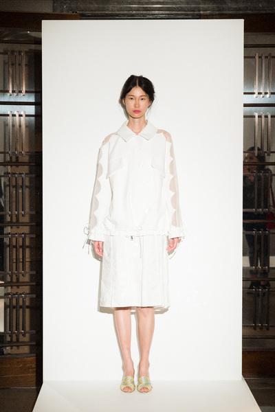 Huishan Zhang Spring 2018 Ready-to-Wear - Look #14
