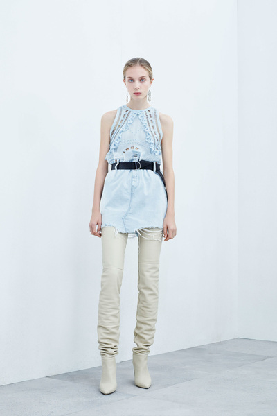 IRO Spring 2018 Ready-to-Wear - Look #1