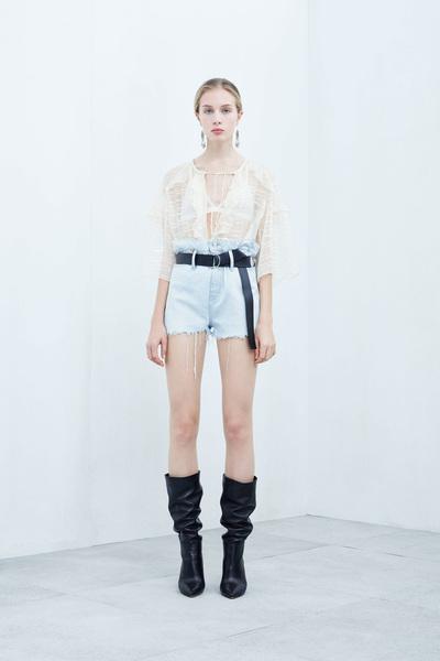 IRO Spring 2018 Ready-to-Wear - Look #11