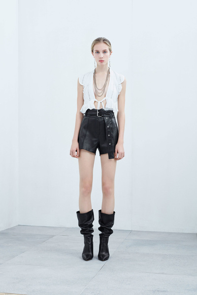 IRO Spring 2018 Ready-to-Wear - Look #12