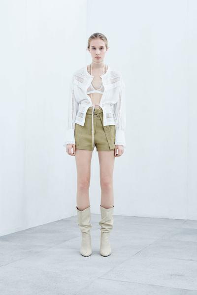 IRO Spring 2018 Ready-to-Wear - Look #14