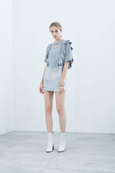 IRO Spring 2018 Ready-to-Wear - Look #18