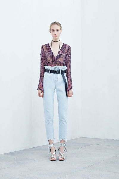 IRO Spring 2018 Ready-to-Wear - Look #9