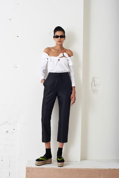 Isa Arfen Spring 2018 Ready-to-Wear - Look #14