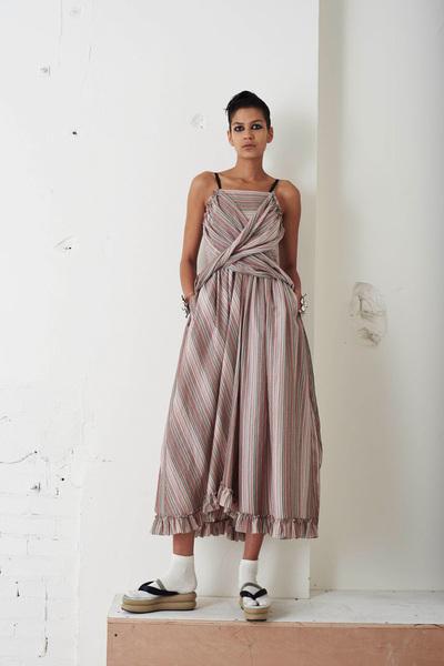 Isa Arfen Spring 2018 Ready-to-Wear - Look #15