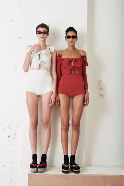 Isa Arfen Spring 2018 Ready-to-Wear - Look #18
