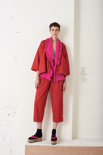 Isa Arfen Spring 2018 Ready-to-Wear - Look #21