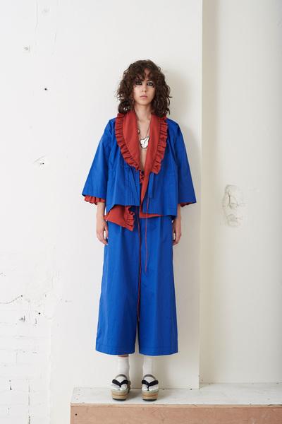 Isa Arfen Spring 2018 Ready-to-Wear - Look #22