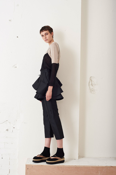 Isa Arfen Spring 2018 Ready-to-Wear - Look #24