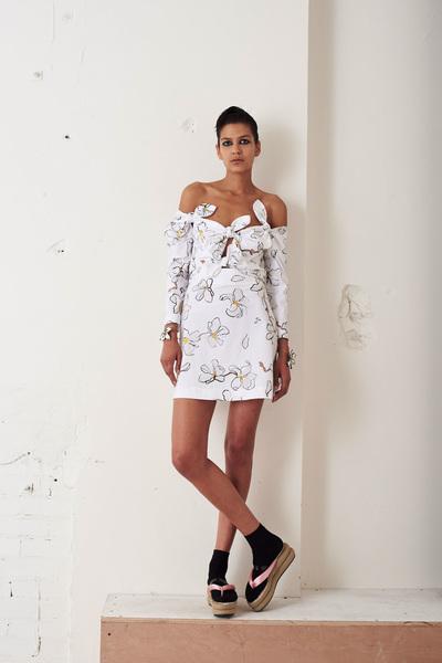 Isa Arfen Spring 2018 Ready-to-Wear - Look #25