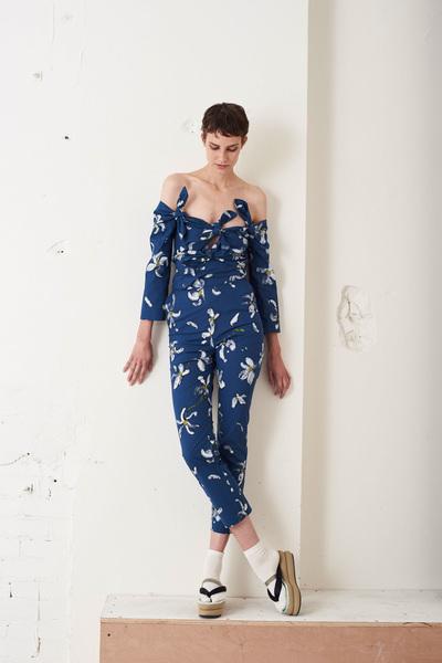 Isa Arfen Spring 2018 Ready-to-Wear - Look #26
