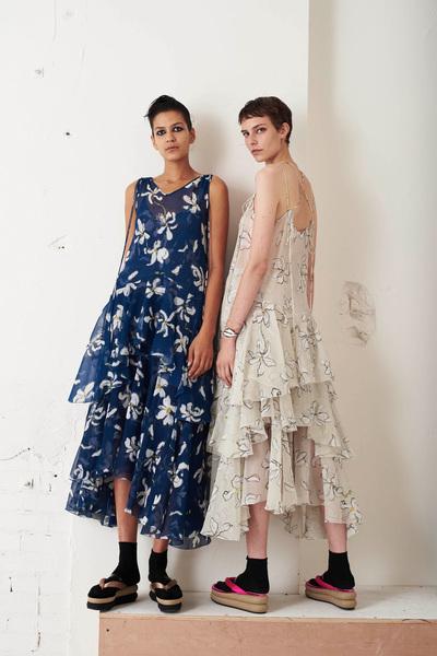 Isa Arfen Spring 2018 Ready-to-Wear - Look #27