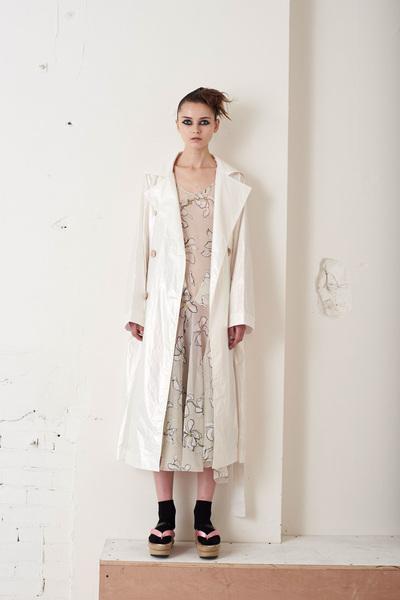 Isa Arfen Spring 2018 Ready-to-Wear - Look #28