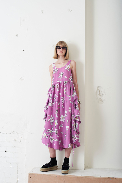 Isa Arfen Spring 2018 Ready-to-Wear - Look #29