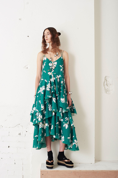 Isa Arfen Spring 2018 Ready-to-Wear - Look #30