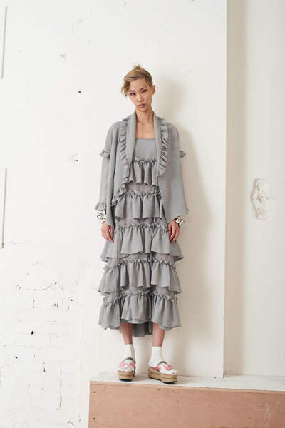 Isa Arfen Spring 2018 Ready-to-Wear - Look #7