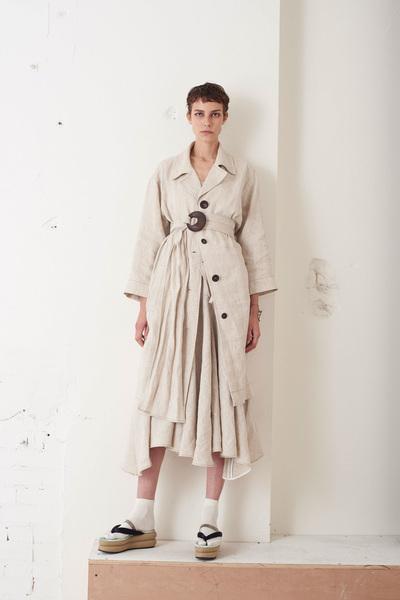 Isa Arfen Spring 2018 Ready-to-Wear - Look #9