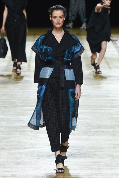 Issey Miyake Spring 2018 Ready-to-Wear - Look #29