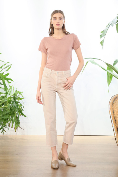 J BRAND Spring 2018 Ready-to-Wear - Look #2