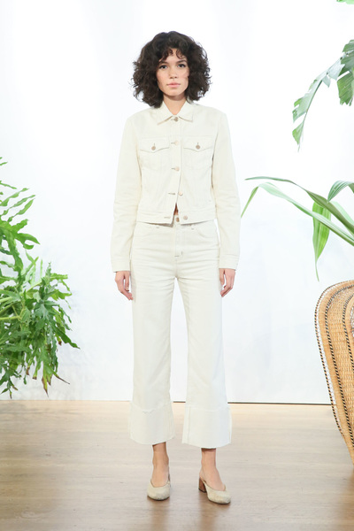 J BRAND Spring 2018 Ready-to-Wear - Look #3