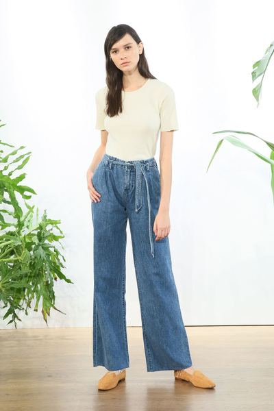 J BRAND Spring 2018 Ready-to-Wear - Look #5