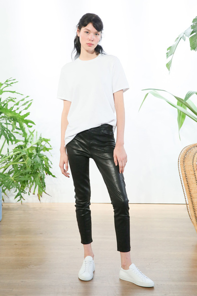 J BRAND Spring 2018 Ready-to-Wear - Look #8