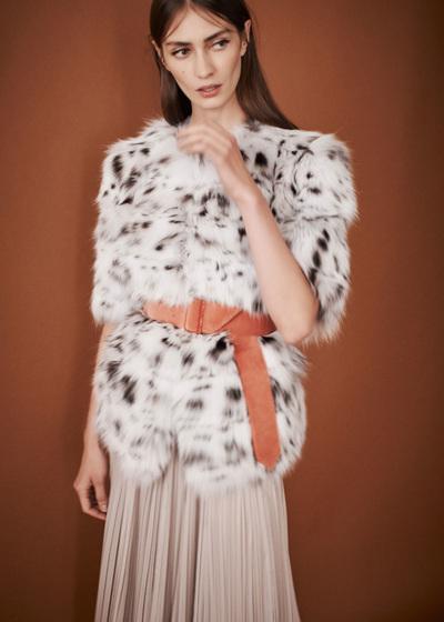J. Mendel Spring 2018 Ready-to-Wear - Look #12