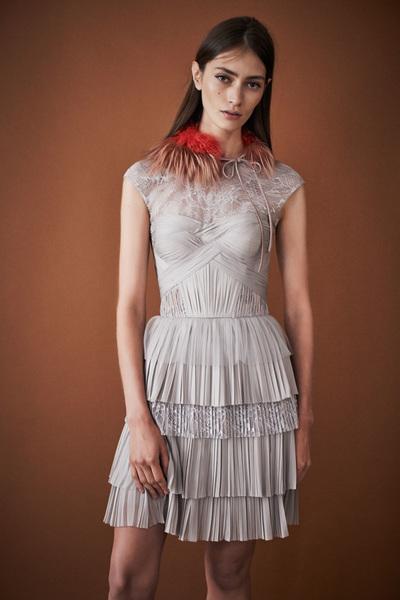 J. Mendel Spring 2018 Ready-to-Wear - Look #15