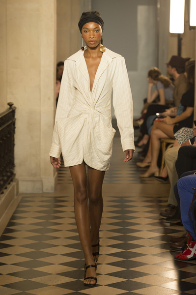 Jacquemus Spring 2018 Ready-to-Wear - Look #24