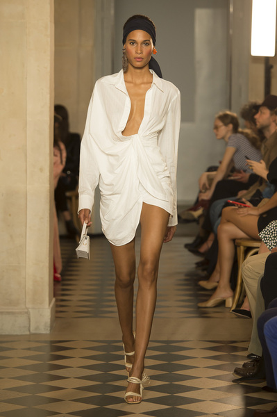 Jacquemus Spring 2018 Ready-to-Wear - Look #30