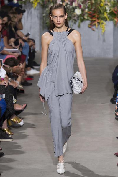 Jason Wu Spring 2018 Ready-to-Wear - Look #10