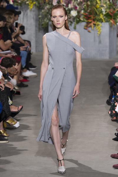 Jason Wu Spring 2018 Ready-to-Wear - Look #6