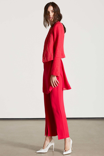 Jeffrey Dodd Spring 2018 Ready-to-Wear - Look #17
