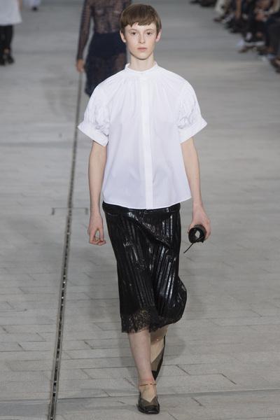 Jil Sander Spring 2018 Ready-to-Wear - Look #15