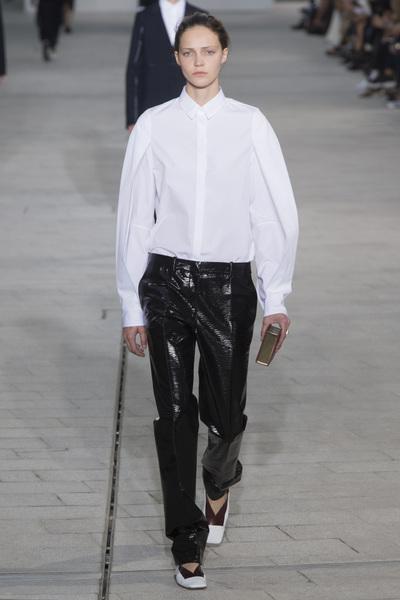 Jil Sander Spring 2018 Ready-to-Wear - Look #18