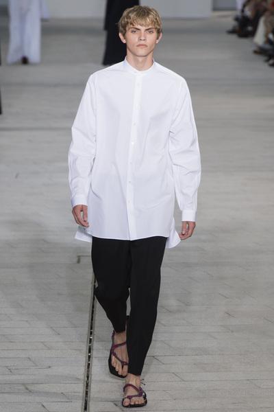 Jil Sander Spring 2018 Ready-to-Wear - Look #5