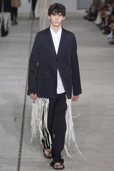 Jil Sander Spring 2018 Ready-to-Wear - Look #58