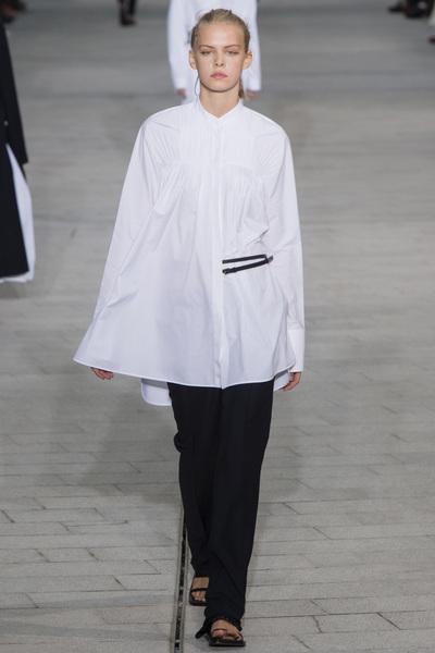 Jil Sander Spring 2018 Ready-to-Wear - Look #7