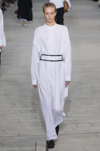 Jil Sander Spring 2018 Ready-to-Wear - Look #8