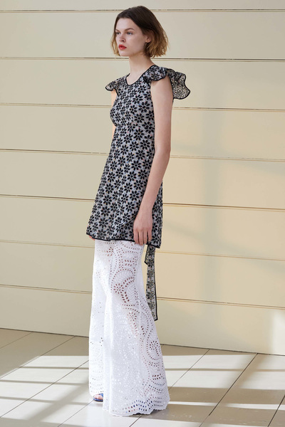 Jill Stuart Resort 2018 - Look #20