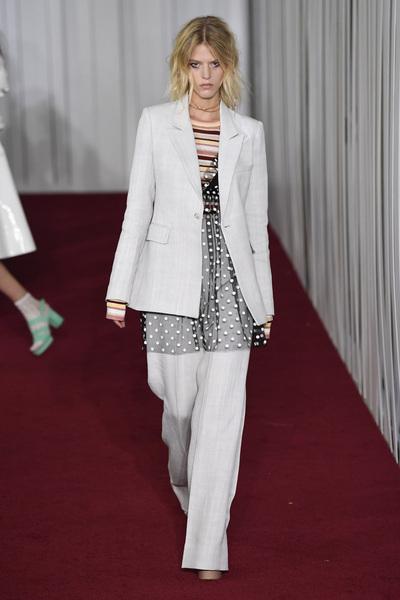 Jill Stuart Spring 2018 Ready-to-Wear - Look #13