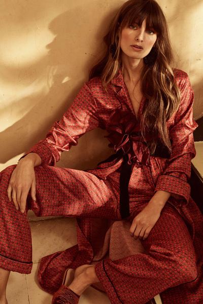 Johanna Ortiz Resort 2018 - Look #10