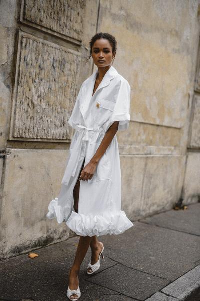 Johanna Ortiz Spring 2018 Ready-to-Wear - Look #16