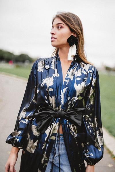 Johanna Ortiz Spring 2018 Ready-to-Wear - Look #23