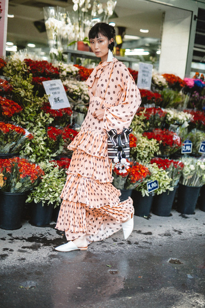Johanna Ortiz Spring 2018 Ready-to-Wear - Look #25