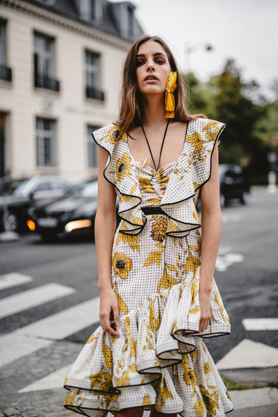 Johanna Ortiz Spring 2018 Ready-to-Wear - Look #28