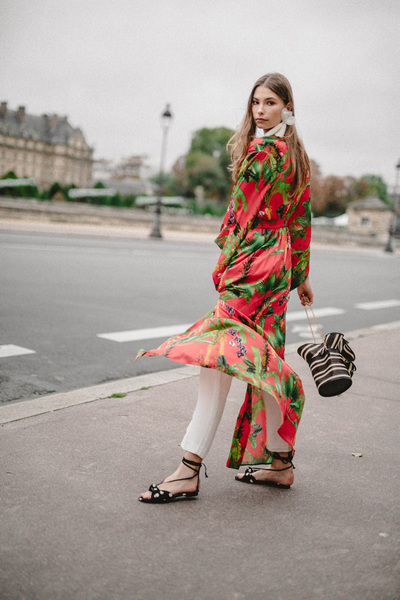 Johanna Ortiz Spring 2018 Ready-to-Wear - Look #34